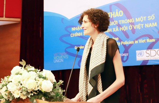 Promouvoir l'egalite des sexes dans le systeme d'assurance sociale et de securite sociale au Vietnam hinh anh 3