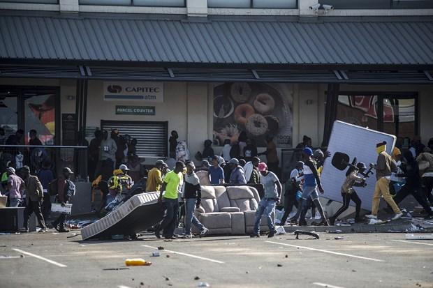 Les Vietnamiens en Afrique du Sud appeles a renforcer la prudence hinh anh 2