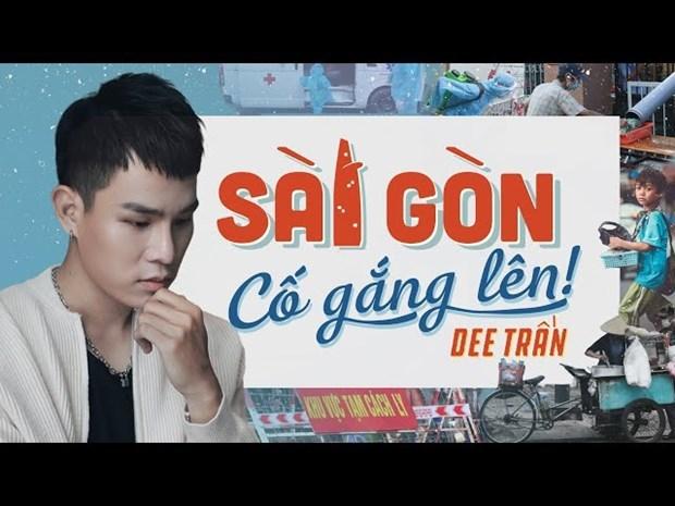 COVID-19: des celebrites a Ho Chi Minh-Ville diffusent ensemble une energie positive hinh anh 2