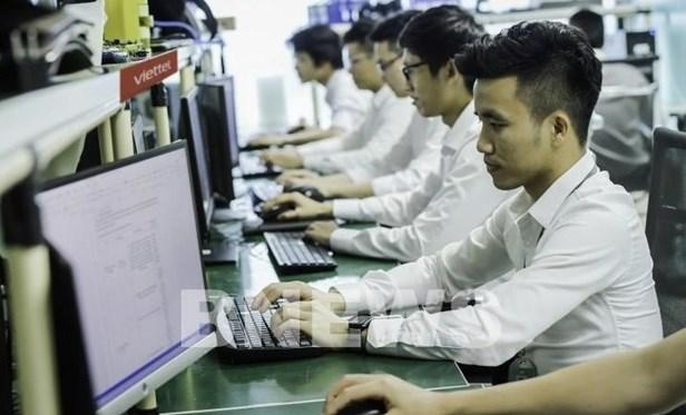 Publication de la liste des 10 plus prestigieuses entreprises technologiques du Vietnam en 2021 hinh anh 1