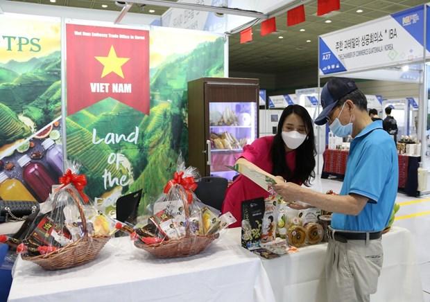 Le Vietnam participe au salon