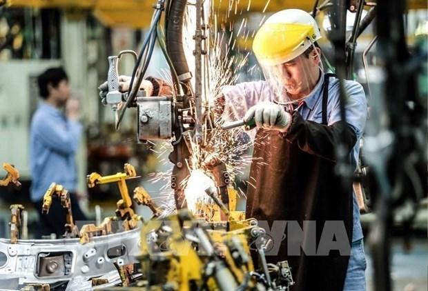Vietnam Briefing: Le Vietnam attrayant pour la delocalisation de la production hinh anh 1