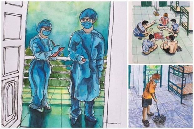Des livres a lire sur le combat contre la pandemie de COVID-19 hinh anh 2