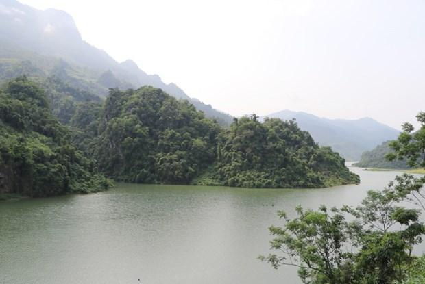 La beaute immaculee de la grotte Hat Chuong a Dien Bien hinh anh 1