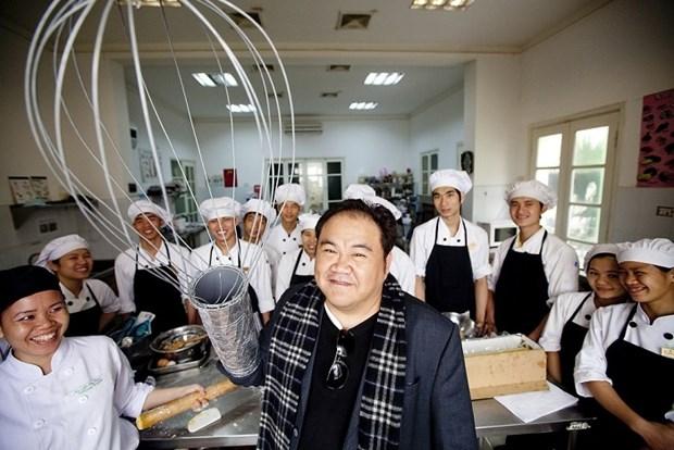 Le premier Australien d'origine vietnamienne a recevoir le Waislitz Global Citizen Award hinh anh 1
