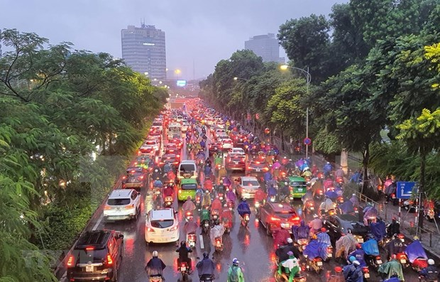 Reequilibrer le systeme urbain vietnamien hinh anh 1