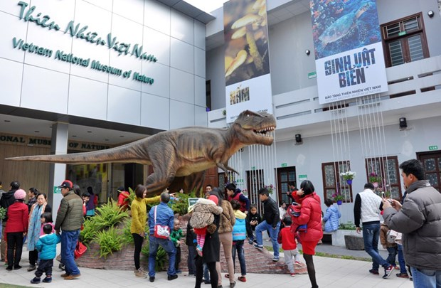 Hanoi va construire un musee de la nature de 38,28 hectares dans le district de Quoc Oai hinh anh 1