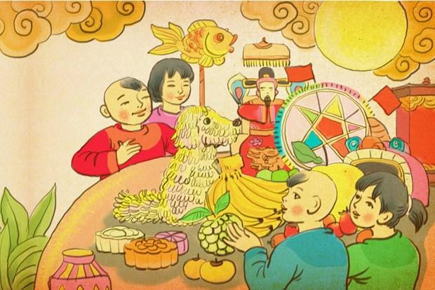 Fete de la Mi-automne: Une exposition en ligne organisee par la Cite imperiale de Thang Long hinh anh 3