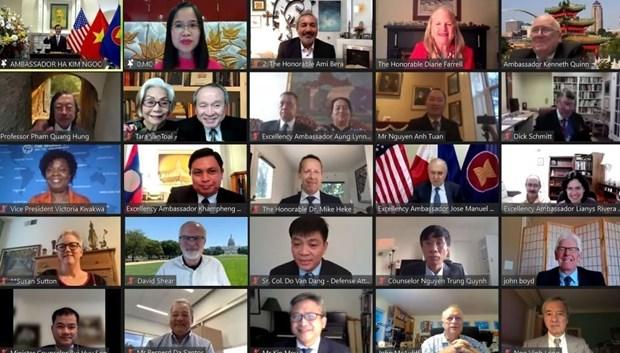 Celebration des 76 ans de la Fete nationale du Vietnam aux Etats-Unis hinh anh 2