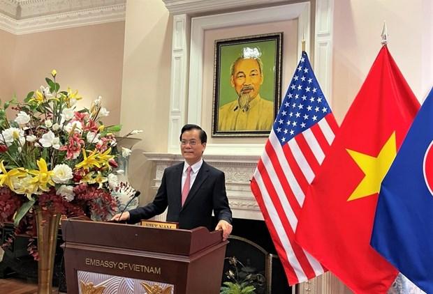 Celebration des 76 ans de la Fete nationale du Vietnam aux Etats-Unis hinh anh 1