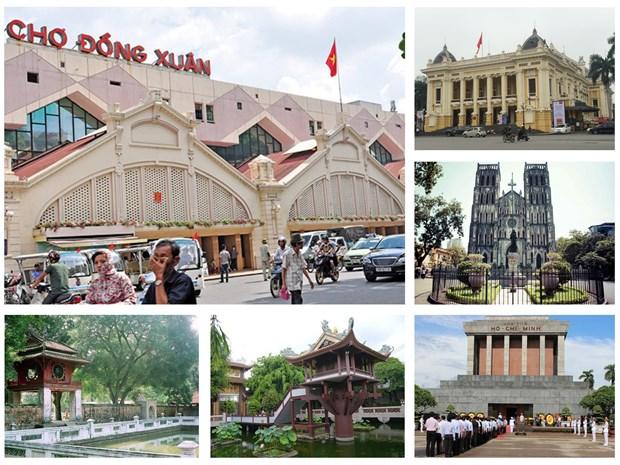 Hanoi, haut lieu culturel et historique hinh anh 1
