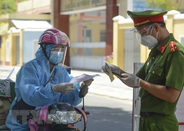 Ho Chi Minh-Ville: La plupart des expediteurs sont vaccines contre le COVID-19 hinh anh 1