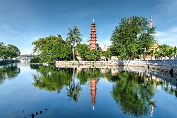 Hanoi, haut lieu culturel et historique hinh anh 8