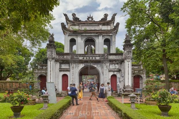 Hanoi, haut lieu culturel et historique hinh anh 2