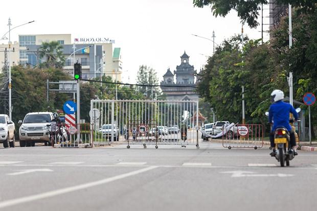 COVID-19 : Le Laos enregistre une hausse des cas de transmission intracommunautaire hinh anh 1