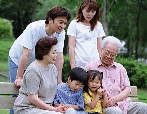President Nguyen Xuan Phuc: Les personnes agees sont un pilier de la famille et de la societe hinh anh 2