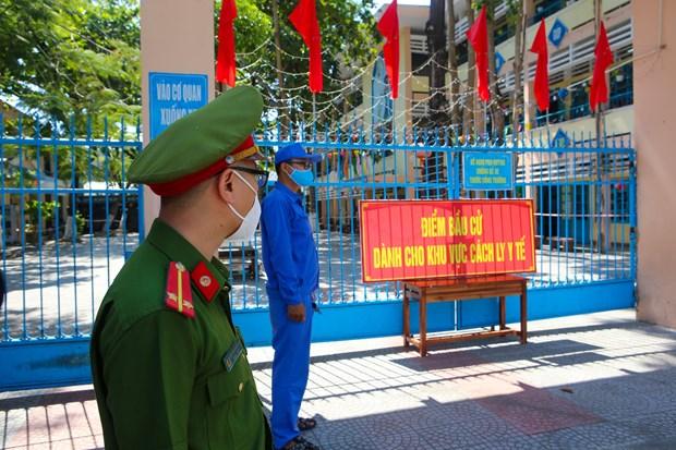 Les elections se deroulent avec succes dans tout le pays hinh anh 1