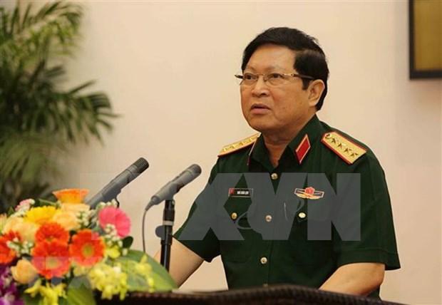 Defense : signature d'une declaration sur la vision commune pour les relations Vietnam-Australie hinh anh 1