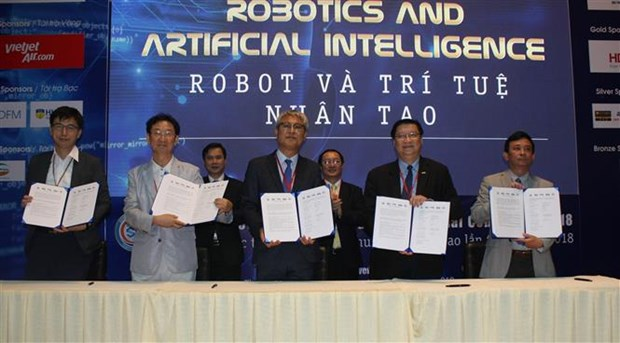 Le Vietnam promeut le developpement de la robotique et de l'intelligence artificielle hinh anh 1