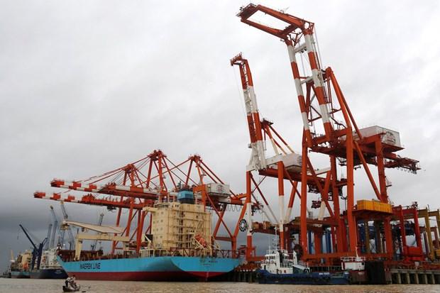 Myanmar : le commerce exterieur entre avril et septembre en forte hausse hinh anh 1