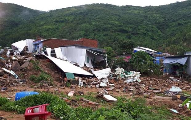Khanh Hoa : le typhon Toraji fait 23 morts et blesses hinh anh 1
