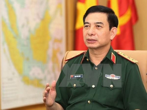 Une delegation militaire vietnamienne en visite officielle en Thailande hinh anh 1