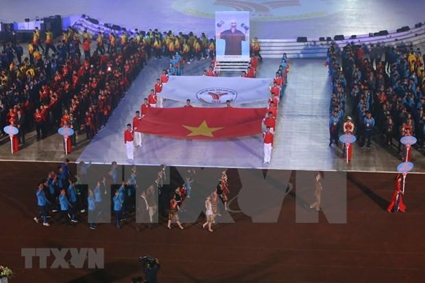 Ouverture du 8e Festival national des sports a Hanoi hinh anh 1