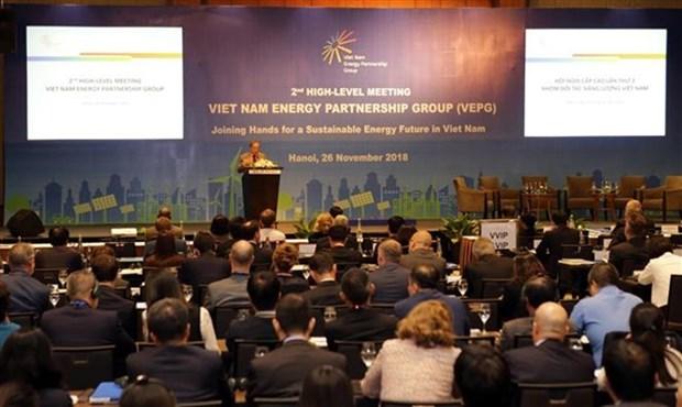 Reunion d'experts internationaux pour le developpement energetique durable au Vietnam hinh anh 1