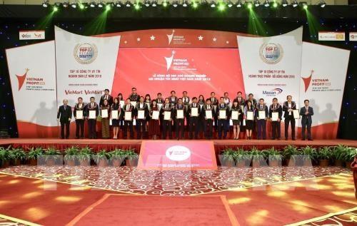La liste des 500 entreprises du Vietnam aux plus grands profits rendue publique hinh anh 1