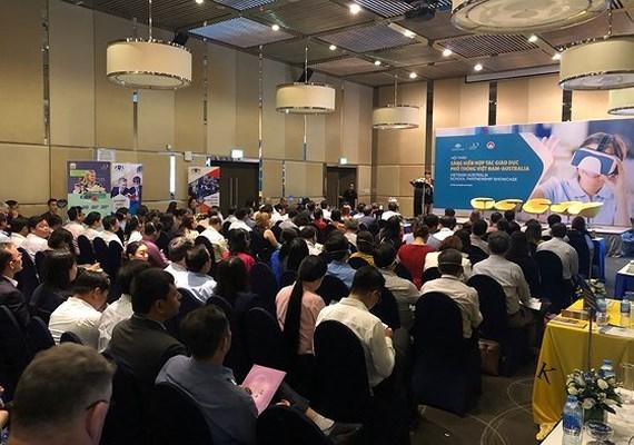 Le Vietnam et l'Australie renforcent leur cooperation en matiere d'education generale hinh anh 1