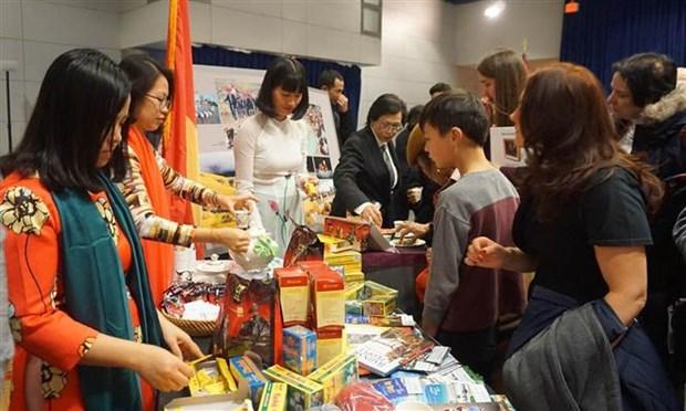 Le Vietnam a Winternational Embassy Showcase aux Etats-Unis hinh anh 1