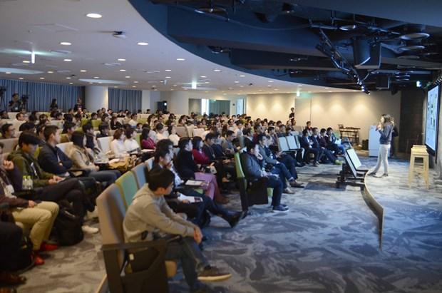 Des jeunes vietnamiens au Japon partagent des experiences en matiere d'orientation professionnelle hinh anh 1