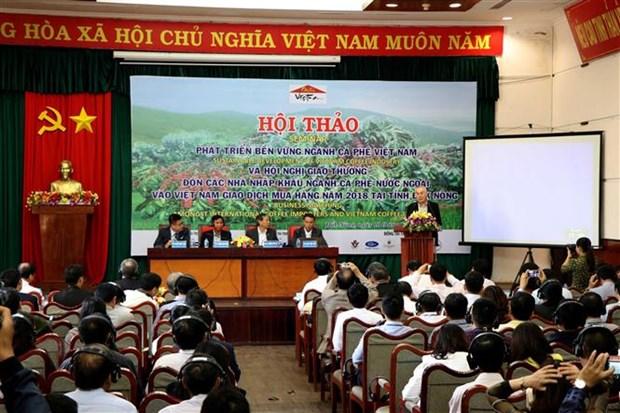 Dak Nong celebre la deuxieme Journee du cafe du Vietnam hinh anh 2