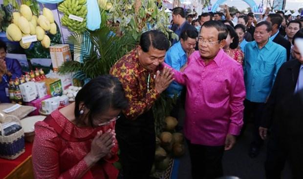 Le 7e Festival de la mer du Cambodge s'ouvre a Koh Kong hinh anh 1