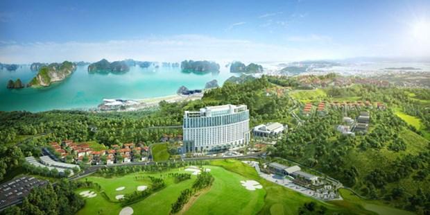 Quang Ninh se dote d'un complexe touristique cinq etoiles hinh anh 1