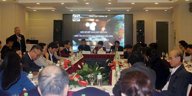 Migrations internes : plus de 13% des Vietnamiens ont change de residences entre 2010 et 2015 hinh anh 1