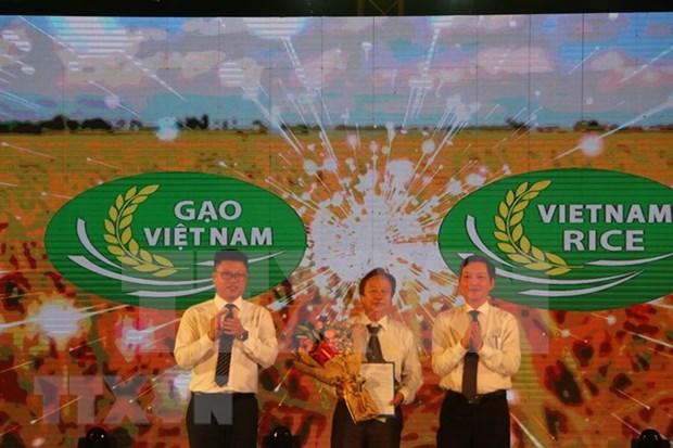Ouverture du 3e Festival du riz du Vietnam a Long An hinh anh 1
