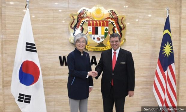 La Malaisie et la Republique de Coree renforcent leur cooperation hinh anh 1