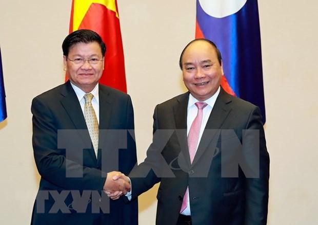 Bientot la 41e reunion du comite intergouvernemental Vietnam-Laos a Hanoi hinh anh 1