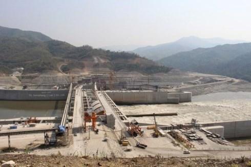 Hanoi : consultation nationale a propos du projet hydroelectrique de Pak Lay du Laos hinh anh 1