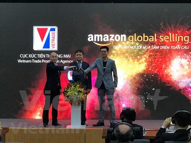 Amazon Global Selling soutient le developpement de l'e-commerce au Vietnam hinh anh 1