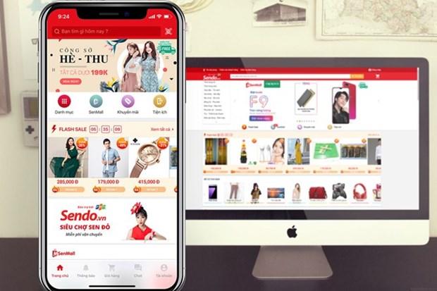 L'e-commerce vietnamien atteindra 10 milliards de dollars d'ici 2020 hinh anh 1