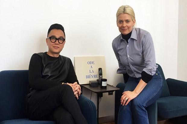 Deux createurs vietnamiens a la Semaine de la mode a New York 2019 hinh anh 1
