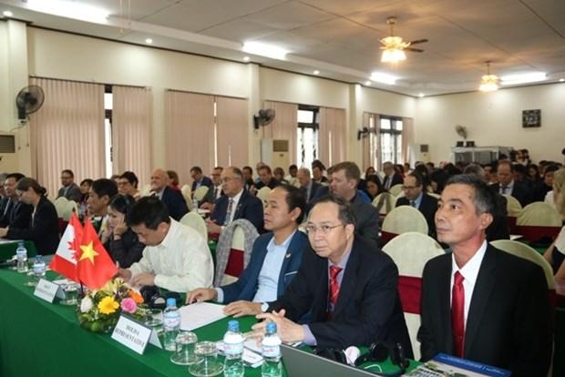 Promotion du partenariat Vietnam-Canada dans l'education hinh anh 1