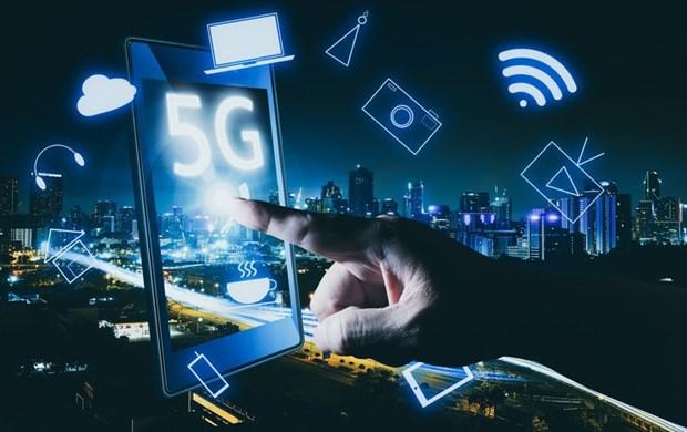 Viettel autorise a deployer a titre experimental les services 5G hinh anh 1