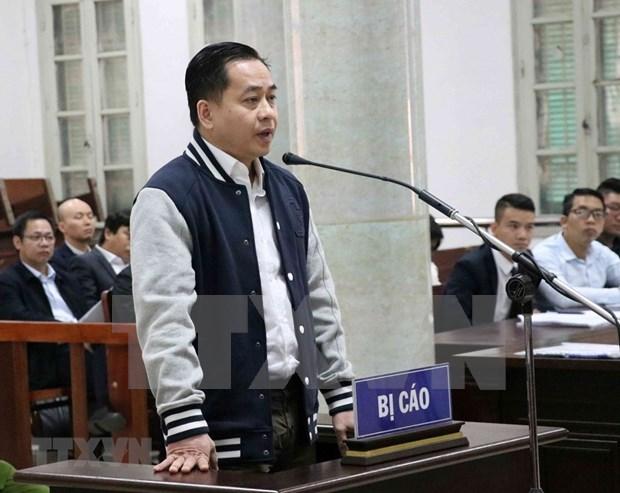 Jugement en premiere instance de Phan Van Anh Vu et de ses complices hinh anh 1