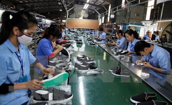 L'industrie vietnamienne du cuir et des chaussures poursuit sur sa lancee en 2019 hinh anh 2