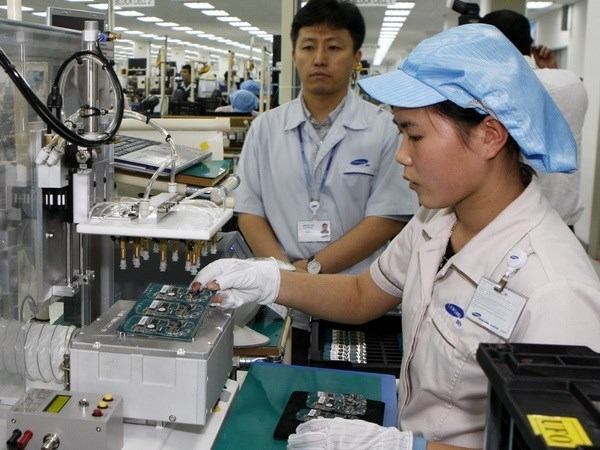 Bac Ninh attire des centaines de millions de dollars d'investissement etranger hinh anh 1