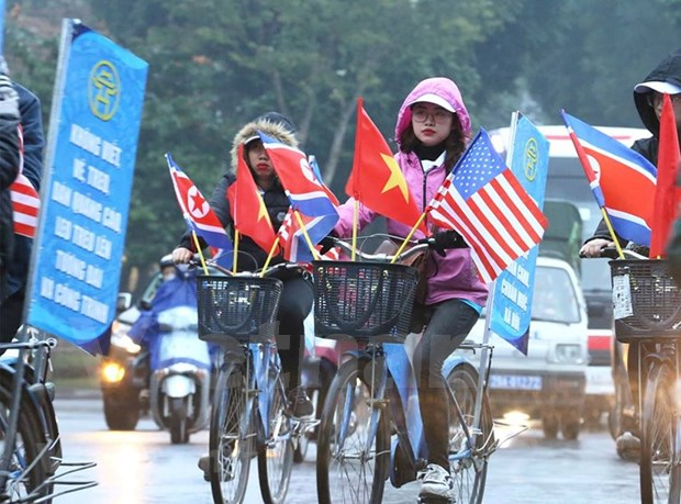 Le 2e Sommet Etats-Unis – RPDC : le Vietnam exprime sa responsabilite et sa position internationale hinh anh 2