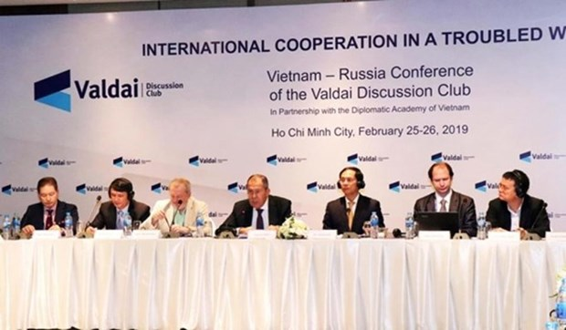 Cloture du seminaire « Cooperation internationale dans un monde en mutation » hinh anh 1